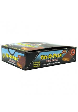 Tri-O-Plex Bars 12 шт 50 гр. (Chef Jay's)