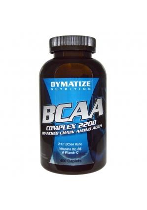 BCAA Complex 2200 400 табл. (Dymatize)