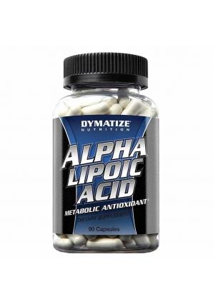 Alpha Lipoic Acid 90 капс (Dymatize)