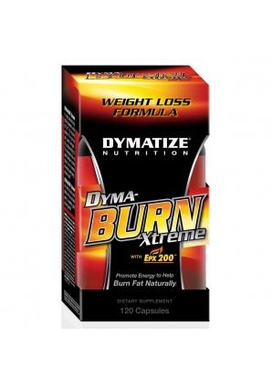 Dyma-Burn Xtreme 120 капс (Dymatize)