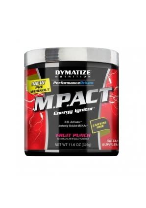 M.P.ACT Caffeine Free 329 гр 11.6 oz (Dymatize)