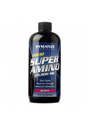 Liquid Super Amino 473 мл. (Dymatize)