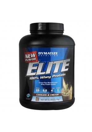 Elite Whey 2620 гр. EU (Dymatize)