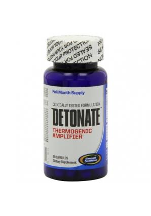 Detonate 60 капс (Gaspari Nutrition)