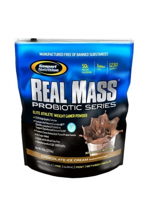 Real Mass Probiotic Series 2724 гр. (Gaspari Nutrition)