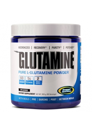 Glutamine Powder 300 гр (Gaspari Nutrition)