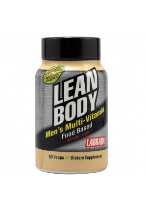 Lean Body Men's Multi-Vitamin 60 капс (Labrada)