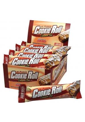 Lean Body Cookie Bar Rolls 12 шт 80 гр  (Labrada)