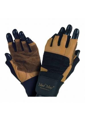 Перчатки Professional MFG269 черно-коричневые (Mad Max)
