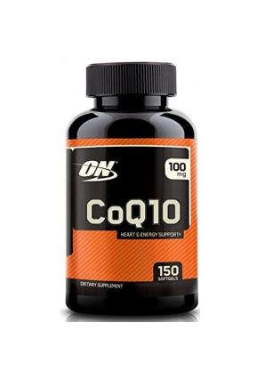 CoQ10 100 мг 150 капс (Optimum nutrition)
