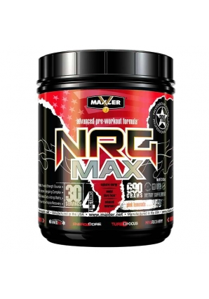 NRG MAX 690 гр (Maxler)