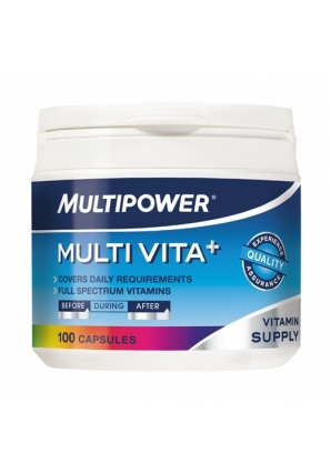 Multi Vita+ 100 капс (Multipower)