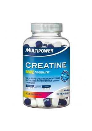 Creatine capsules 102 капс. (Multipower)