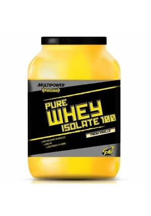 Pure Whey Isolate 100 2500 гр. (Multipower)