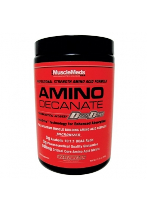 Amino Decanate 360 гр (MuscleMeds)