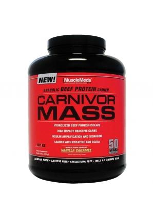 Carnivor Mass 2590 гр (MuscleMeds)