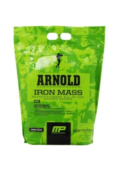 Arnold Iron Mass 3620 гр 8lb (MusclePharm)