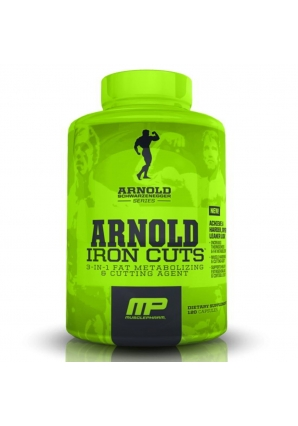 Iron Cuts Arnold Series 120 капс (MusclePharm)