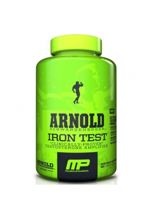 Arnold Iron Test 90 капс (MusclePharm)