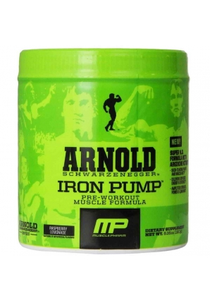 Iron Pump Arnold Series 180 гр (MusclePharm)