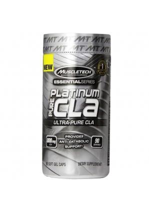 Essential Platinum Pure CLA 90 капс (Muscletech)