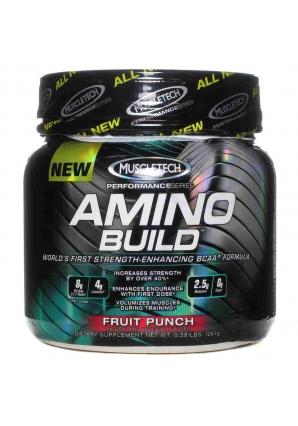 Amino Build 261 гр (Muscletech)