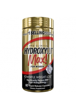 Hydroxycut Max Pro Clinical For Women 60 капс (MuscleTech)