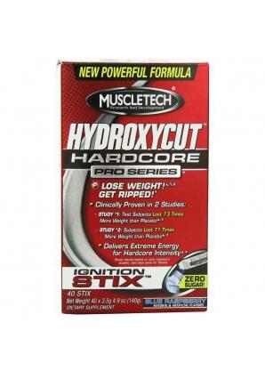 Hydroxycut Hardcore Pro 40 пак (MuscleTech)
