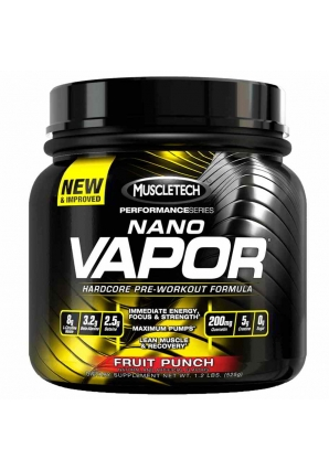 NANO VAPOR Performance Series 525 гр. (Muscletech)