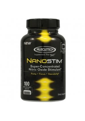 NanoStim 100 капс (Muscletech)