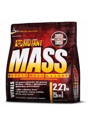 Mutant Mass 2270 гр - 5 lb (Mutant)