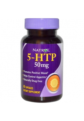 5-HTP 50 мг 60 капс (Natrol)