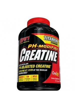PH Modified Creatine 120 капс (SAN)