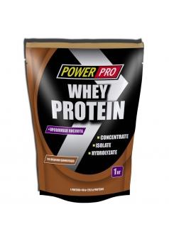Whey Protein 1000 гр (Power Pro)
