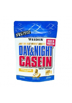 Day & Night Casein 500 гр (Weider)