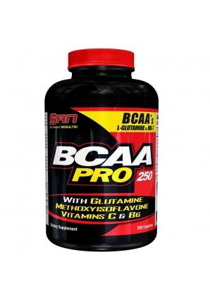 BCAA-Pro 250 капс. (SAN)