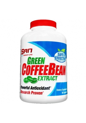 Green Coffee Bean 60 капс (SAN)