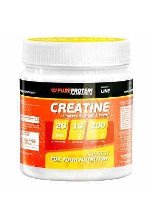 Creatine 200 гр (Pure Protein)
