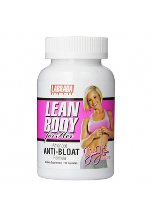 Lean Body for Her Anti-Bloat 90 капс (Labrada)