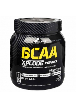 BCAA Xplode Powder 500 гр (Olimp)