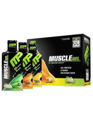 MuscleGel 12 шт 46 гр. (MusclePharm)