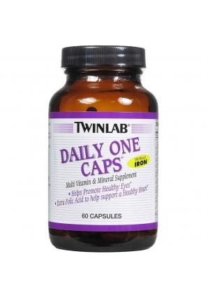 Daily One Caps 60 капс без железа (Twinlab)