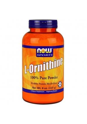 L-Ornithine Powder 227 гр (NOW)