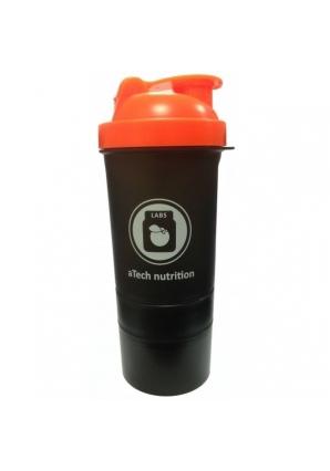 Шейкер 3 в 1 500 мл (aTech Nutrition)