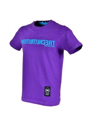 Футболка 017, фиолетовая (Trec Wear)