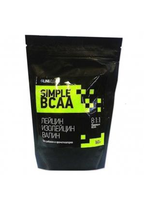 Simple BCAA 8:1:1 160 гр (R-Line Sport Nutrition)