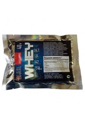 WHEY 40 гр (R-Line Sport Nutrition)