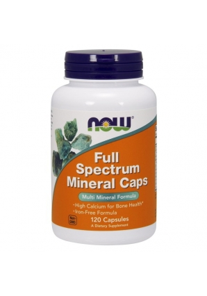 Full Spectrum Minerals 120 капс (NOW)