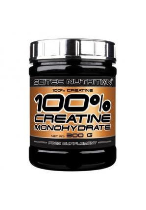 100% Creatine Monohydrate 300 гр (Scitec Nutrition)