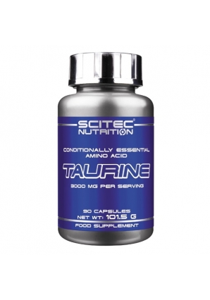 Taurine 90 капс (Scitec Nutrition)